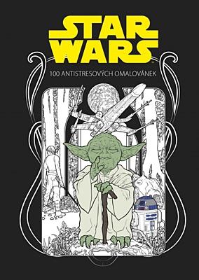 Star Wars: 100 antistresových omalovánek
