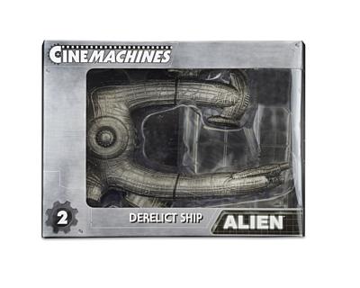Alien - Diecast Vehicle: Origin Derelict Ship