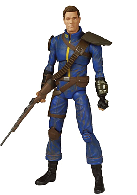 Fallout - Legacy Collection: Lone Wanderer Action Figure