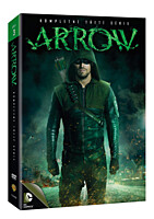 DVD - Arrow 3. série (5 DVD)