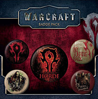 WarCraft - placky 5ks - Horda
