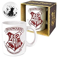 Harry Potter - Hrnek znak Bradavice (Hogwarts)