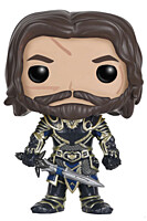 WarCraft - Lothar POP Vinyl Figure