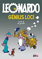 Leonardo 9: Génius loci