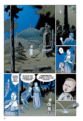 První kniha hřbitovní