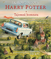 Harry Potter a tajemná komnata (ilustrované vydání)