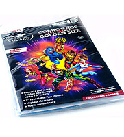 "Comic Bags - Resealable Golden Size (7 3/4"" x 10 1/2"") (100ks) Ultimate Guard"