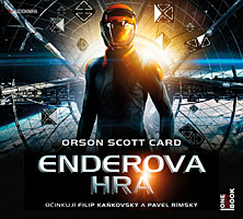 Enderova hra (MP3 CD)