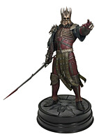Zaklínač - Witcher 3: Wild Hunt - King of the Wild Hunt Eredin PVC Statue 20cm