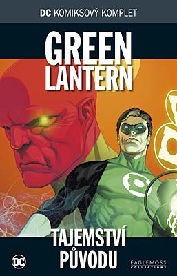 DC Komiksový komplet 003: Green Lantern - Tajemství původu