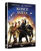 DVD - U konce světa