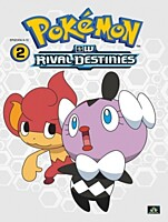 DVD - Pokémon: Black and White - Rival Destinies 02 (epizody 06-10)