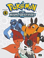 DVD - Pokémon: Black and White - Rival Destinies 06 (epizody 26-30)