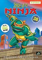 DVD - Želvy Ninja 38