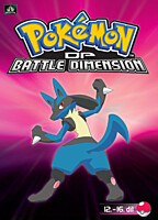 DVD - Pokémon: Diamond and Pearl - Battle Dimension 03 (epizody 12-16)