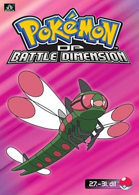 DVD - Pokémon: Diamond and Pearl - Battle Dimension 06 (epizody 27-31)