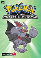 DVD - Pokémon: Diamond and Pearl - Battle Dimension 09 (epizody 42-46)
