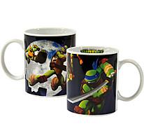 Teenage Mutant Ninja Turtles - Hrnek Characters