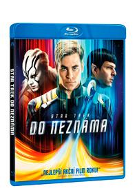 BD - Star Trek: Do neznáma (Blu-ray)