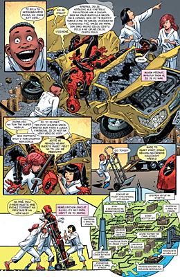 Deadpool 3: Hodný, zlý a ošklivý