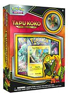 Pokémon: Tapu Koko - Pin Collection