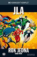 DC Komiksový komplet 014: JLA - Rok jedna, část 1.