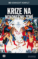 DC Komiksový komplet Special: Krize na nekonečnu zemí