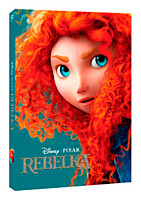DVD - Rebelka (Disney Pixar edice)