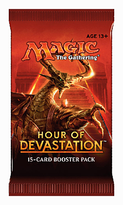 Magic: The Gathering - Hour of Devastation Booster