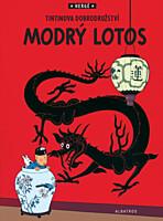 Tintinova dobrodružství 05: Modrý lotos
