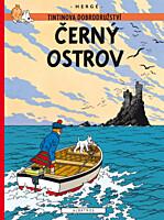 Tintinova dobrodružství 07: Černý ostrov