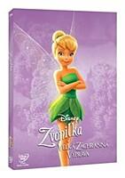 DVD - Zvonilka a velká záchranná výprava (edice Disney víly)