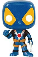 Marvel Comics - Deadpool Thumbs-up X-Men Costume POP Vinyl Figure