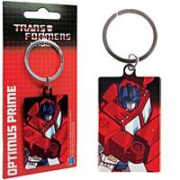 Transformers - Kovová klíčenka Optimus Prime