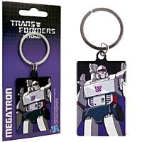 Transformers - Kovová klíčenka Megatron