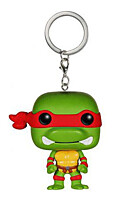 Teenage Mutant Ninja Turtles - Raphael POP Vinyl klíčenka