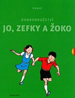 Dobrodružství Jo, Zefky a Žoko 1-5 (Box)