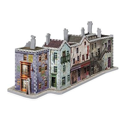 Harry Potter - 3D Puzzle - Diagon Alley (Příčná ulice)
