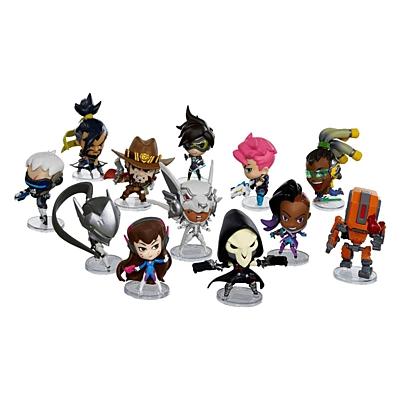 Overwatch - Cute but Deadly - Vinyl Mini Figures, Series 3