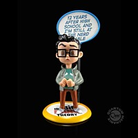 Big Bang Theory - Leonard Hofstadter Q-Pop Figure 9 cm