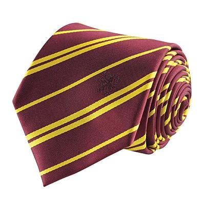 Harry Potter - Kravata a odznáček Nebelvír Deluxe Box