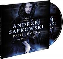 Zaklínač 5: Paní jezera (2x MP3 CD)