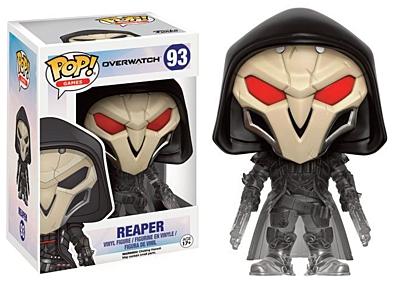 Overwatch - Reaper Smokey POP Vinyl Figure