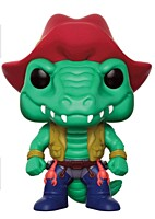 Teenage Mutant Ninja Turtles - Leatherhead POP Vinyl Figure
