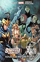Strážci Galaxie / New X-Men: Soud s Jean Greyovou
