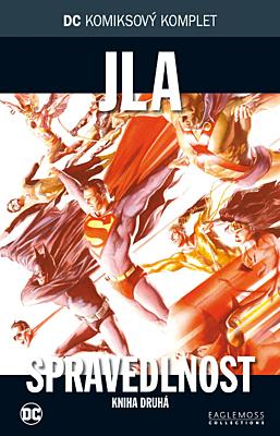 DC Komiksový komplet 034: JLA - Spravedlnost, část 2