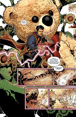 Doctor Strange 1: Cesta podivných
