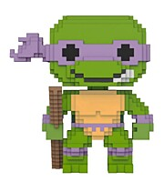 Teenage Mutant Ninja Turtles - Donatello 8-bit POP Vinyl Figure