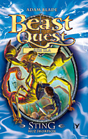 Beast Quest 18: Sting, muž škorpion