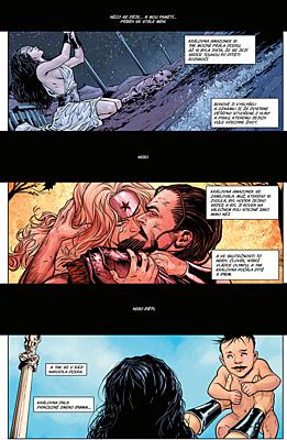 Znovuzrození hrdinů DC - Wonder Woman 1: Lži